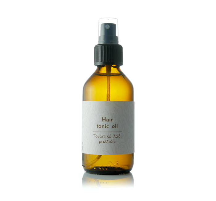 Hair tonic oil